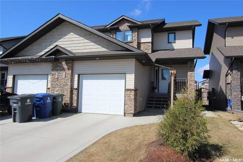 Townhouse for sale at 420 Snead Cres Warman Saskatchewan - MLS: SK807969