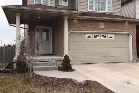 House for sale at 420 Townsend Dr Woolwich Ontario - MLS: X4726203