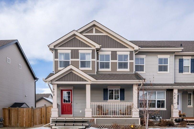 Townhouse for sale at 420 Watt Bv SW Edmonton Alberta - MLS: E4224836