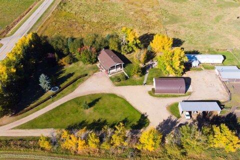 House for sale at 420041 Range Road 25  Rural Ponoka County Alberta - MLS: A1039720