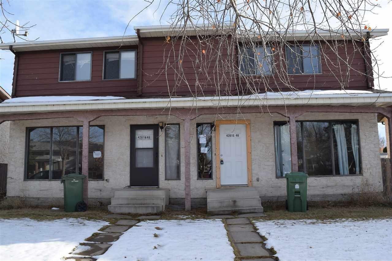 Townhouse for sale at 4201 46 St Bonnyville Town Alberta - MLS: E4219939