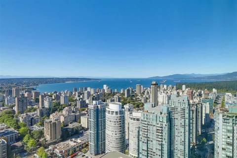 Condo for sale at 1151 Georgia St W Unit 4202 Vancouver British Columbia - MLS: R2421845