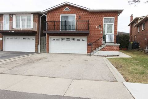 House for sale at 4202 Greybrook Cres Mississauga Ontario - MLS: W4411131