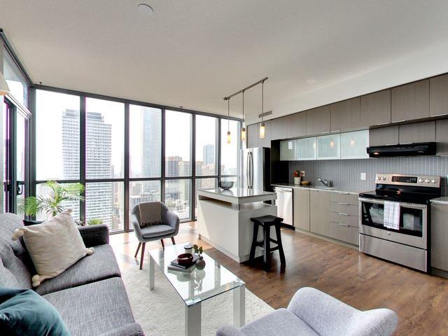 Sold: 4204 - 110 Charles Street, Toronto, ON
