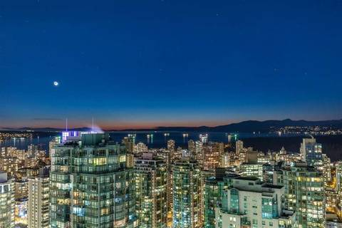Apartment for rent at 1189 Meliville St Unit 4204 Vancouver British Columbia - MLS: R2357990