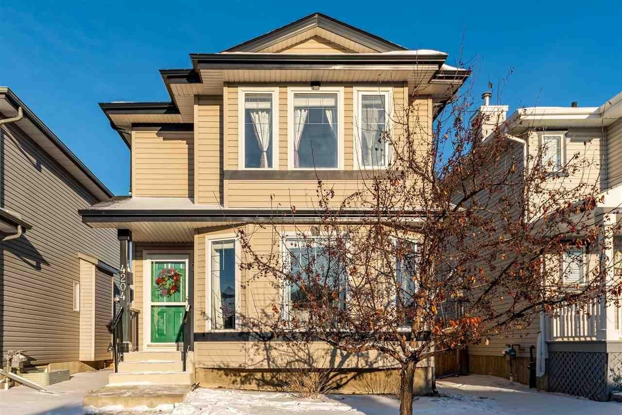 House for sale at 4204 161 Av NW Edmonton Alberta - MLS: E4223431