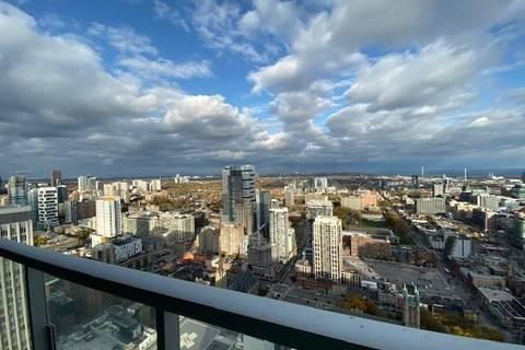 Apartment for rent at 197 Yonge St Unit 4204 Toronto Ontario - MLS: C4675812
