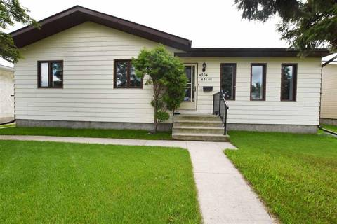 House for sale at 4204 43a Ave Bonnyville Town Alberta - MLS: E4165124