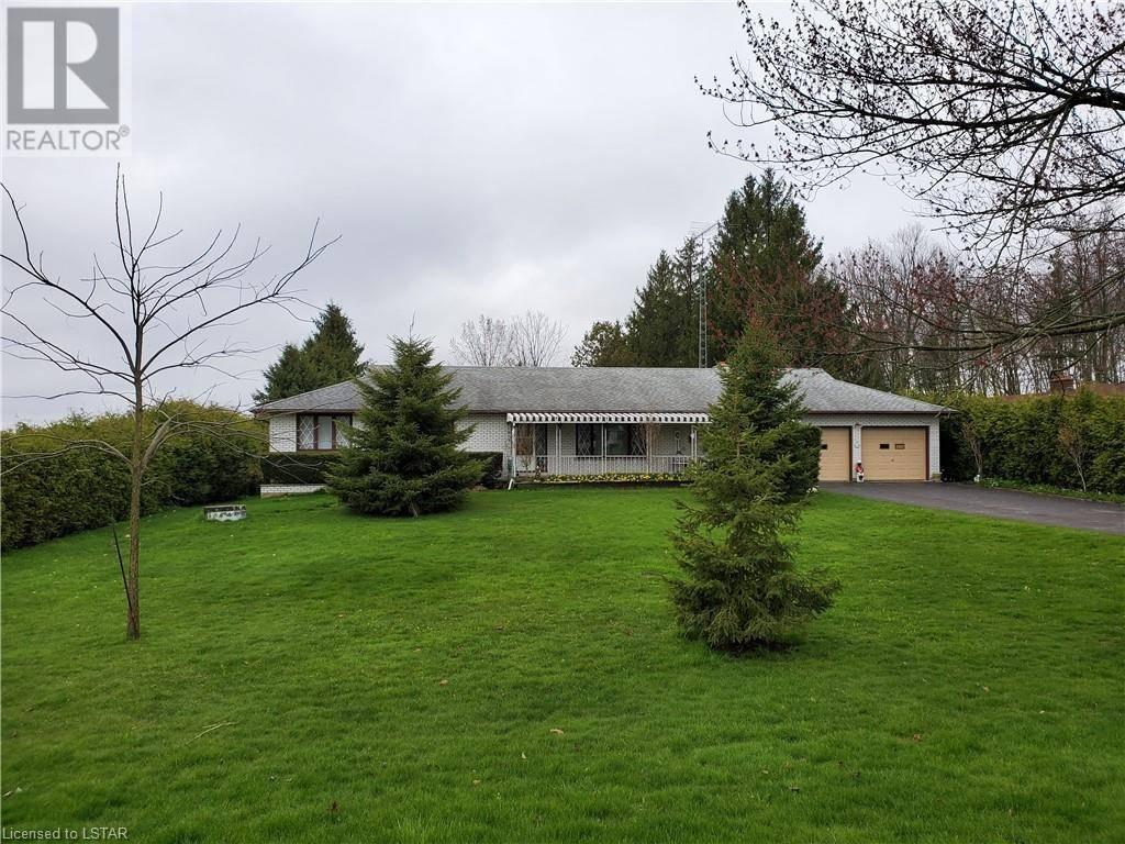 House for sale at 42071 Ferguson Line St. Thomas Ontario - MLS: 256675