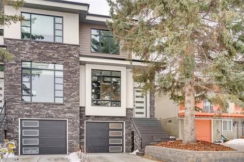 Townhouse for sale at 4209 17 St Southwest Calgary Alberta - MLS: C4280954