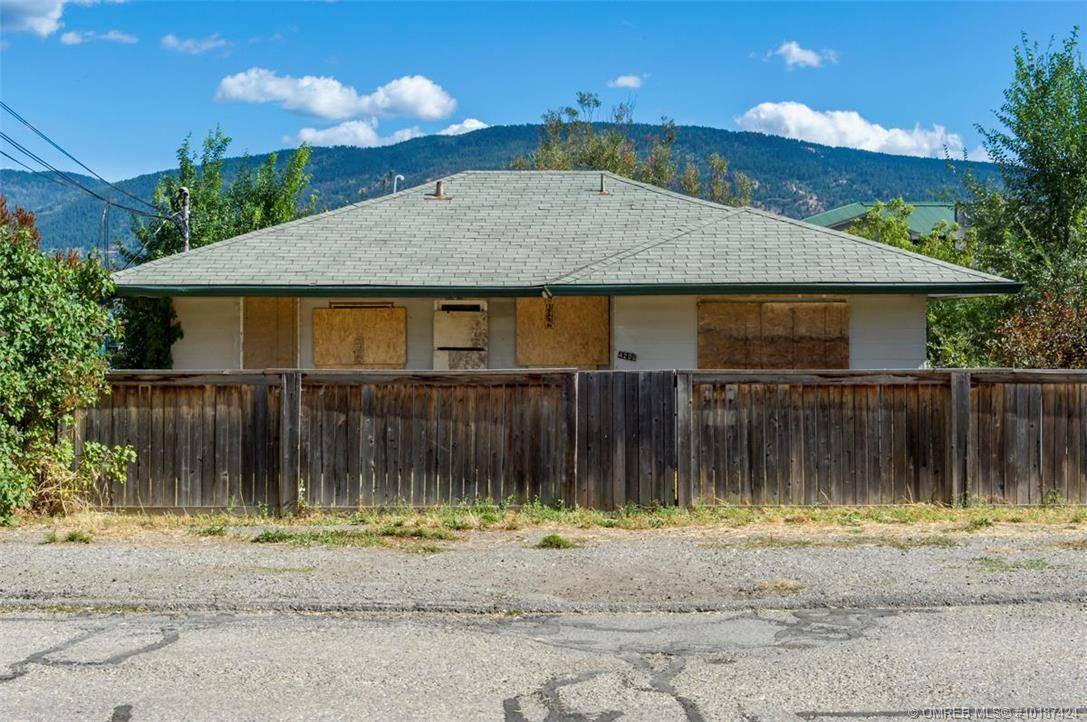 Residential property for sale at 4209 33 St Vernon British Columbia - MLS: 10187424