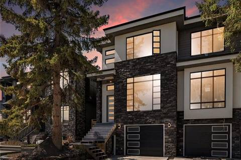 Townhouse for sale at 4209 17 St Southwest Calgary Alberta - MLS: C4272598