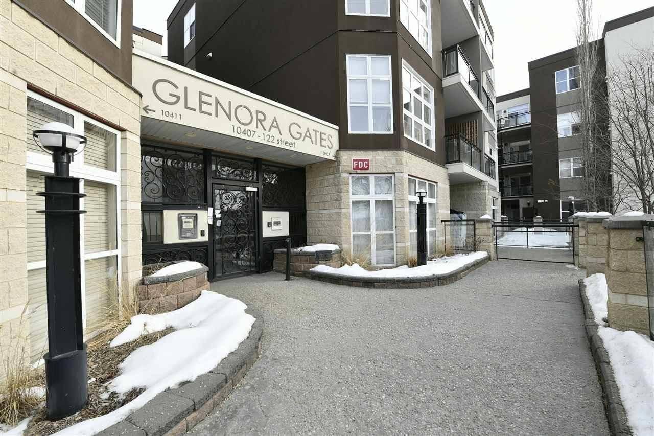 Condo for sale at 10407 122 St Nw Unit 421 Edmonton Alberta - MLS: E4188527