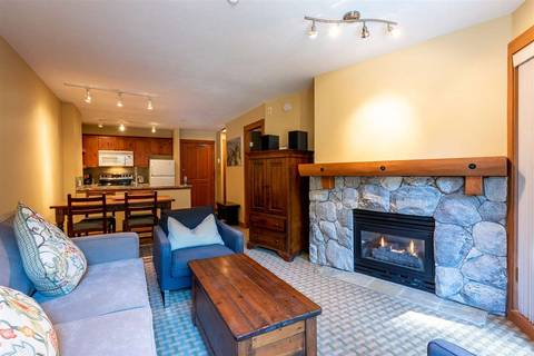 Condo for sale at 4660 Blackcomb Wy Unit 421 Whistler British Columbia - MLS: R2362768