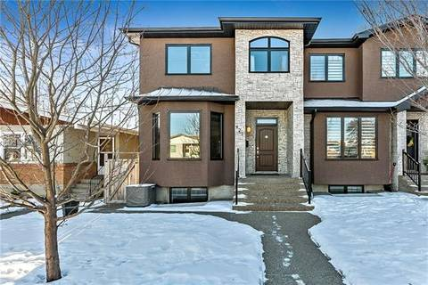 Townhouse for sale at 421 54 Ave Southwest Calgary Alberta - MLS: C4279090