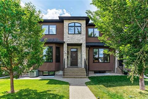 Townhouse for sale at 421 54 Ave Southwest Calgary Alberta - MLS: C4292476