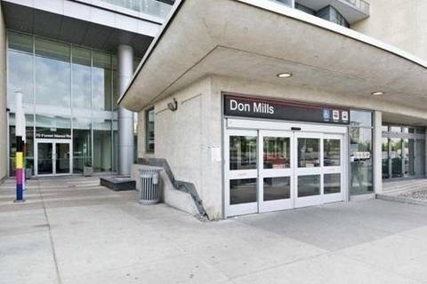 Apartment for rent at 70 Forest Manor Rd Unit 421 Toronto Ontario - MLS: C4540951
