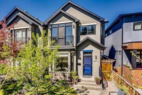 Townhouse for sale at 421 9a St Northeast Calgary Alberta - MLS: C4297885