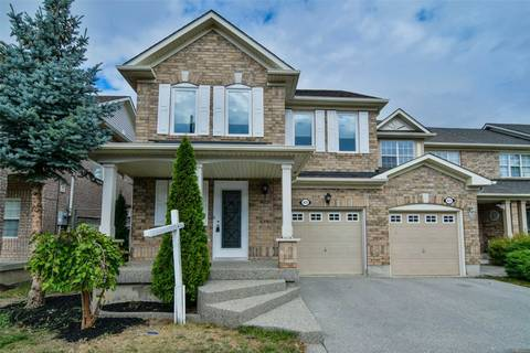 Townhouse for sale at 421 Bundy Dr Milton Ontario - MLS: W4386089