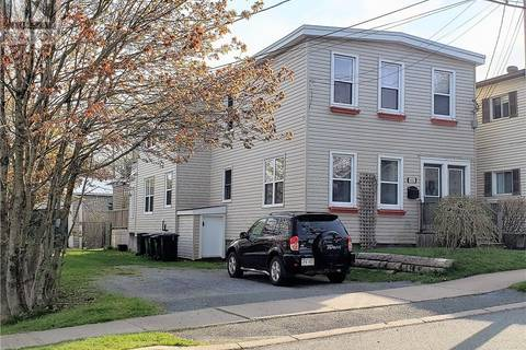 Townhouse for sale at 421 City Line St Saint John New Brunswick - MLS: NB025785