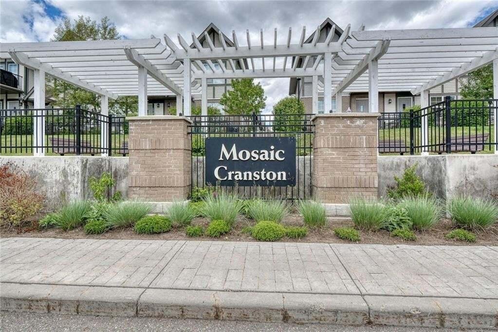 Townhouse for sale at 421 Cranford Co SE Cranston, Calgary Alberta - MLS: C4301085
