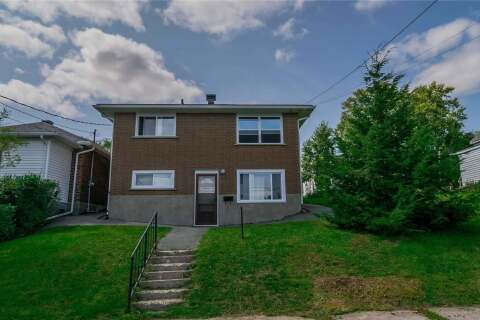 Townhouse for sale at 421 Eva Ave Greater Sudbury Ontario - MLS: X4901220