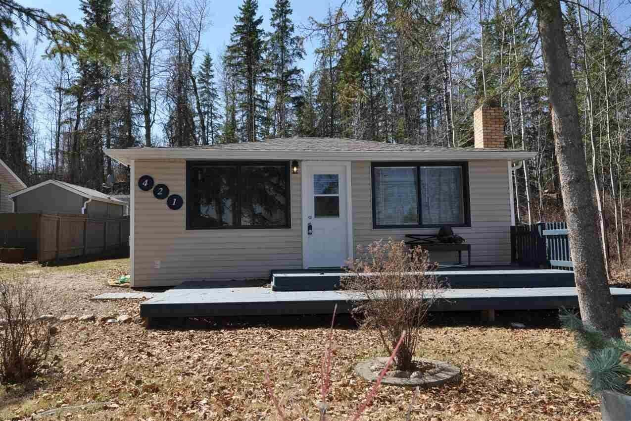 House for sale at 421 Lakeview Dr Rural Lac Ste. Anne County Alberta - MLS: E4190702