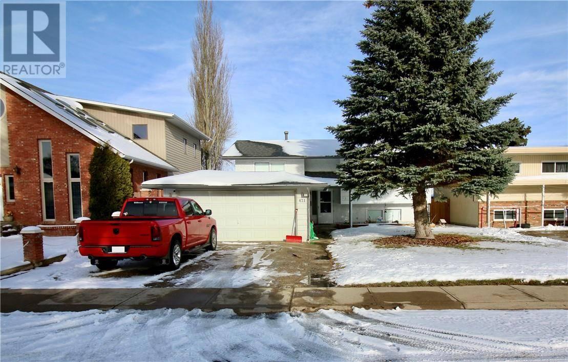 House for sale at 421 Leaside Ave S Lethbridge Alberta - MLS: ld0183294