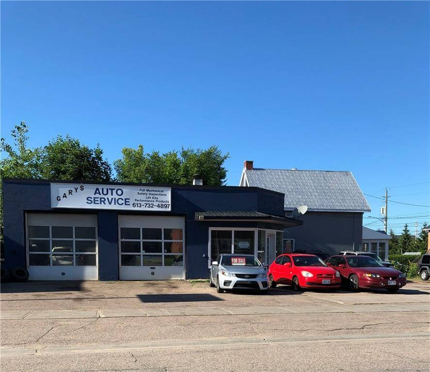 Commercial property for sale at 421 Mary St Pembroke Ontario - MLS: 1161289