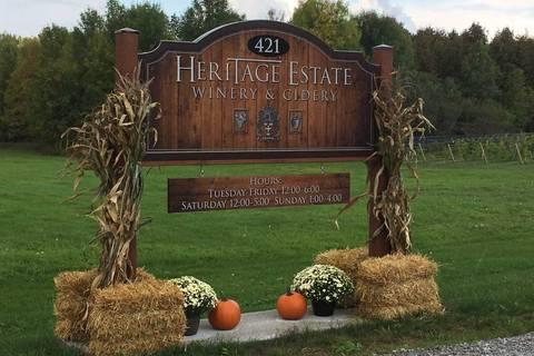 Commercial property for sale at 421 Penetanguishene Rd Oro-medonte Ontario - MLS: S4681808