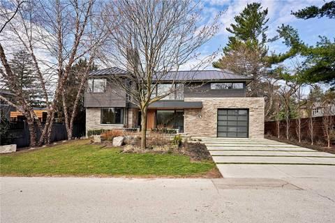 House for sale at 421 Randall St Oakville Ontario - MLS: W4431259