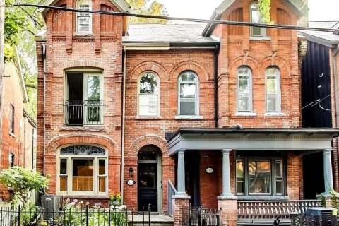 Townhouse for sale at 421 Sackville St Toronto Ontario - MLS: C4924522