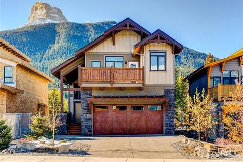 House for sale at 421 Stewart Creek Cs Canmore Alberta - MLS: C4253846