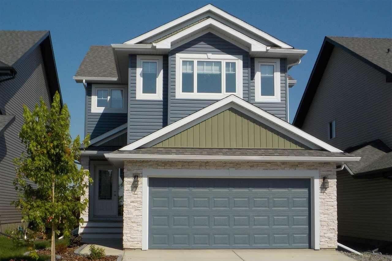 House for sale at 4210 171a Av NW Edmonton Alberta - MLS: E4208694