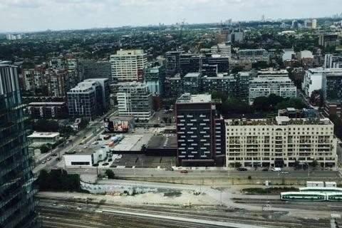 Apartment for rent at 85 Queens Wharf Rd Unit 4210 Toronto Ontario - MLS: C4997842