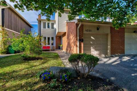 Townhouse for sale at 4211 Pheasant  Run  Mississauga Ontario - MLS: W4920733