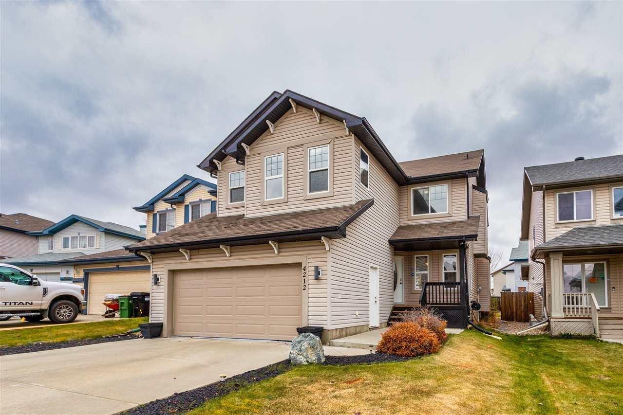 House for sale at 4212 157 Av NW Edmonton Alberta - MLS: E4218603
