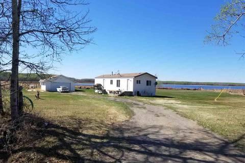 Residential property for sale at 42124 Twp Rd Rural Bonnyville M.d. Alberta - MLS: E4139866