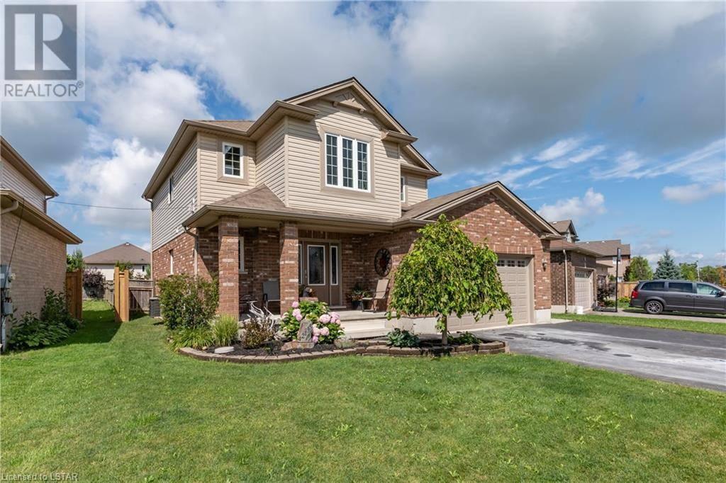 House for sale at 42135 Mcbain Line St. Thomas Ontario - MLS: 212750