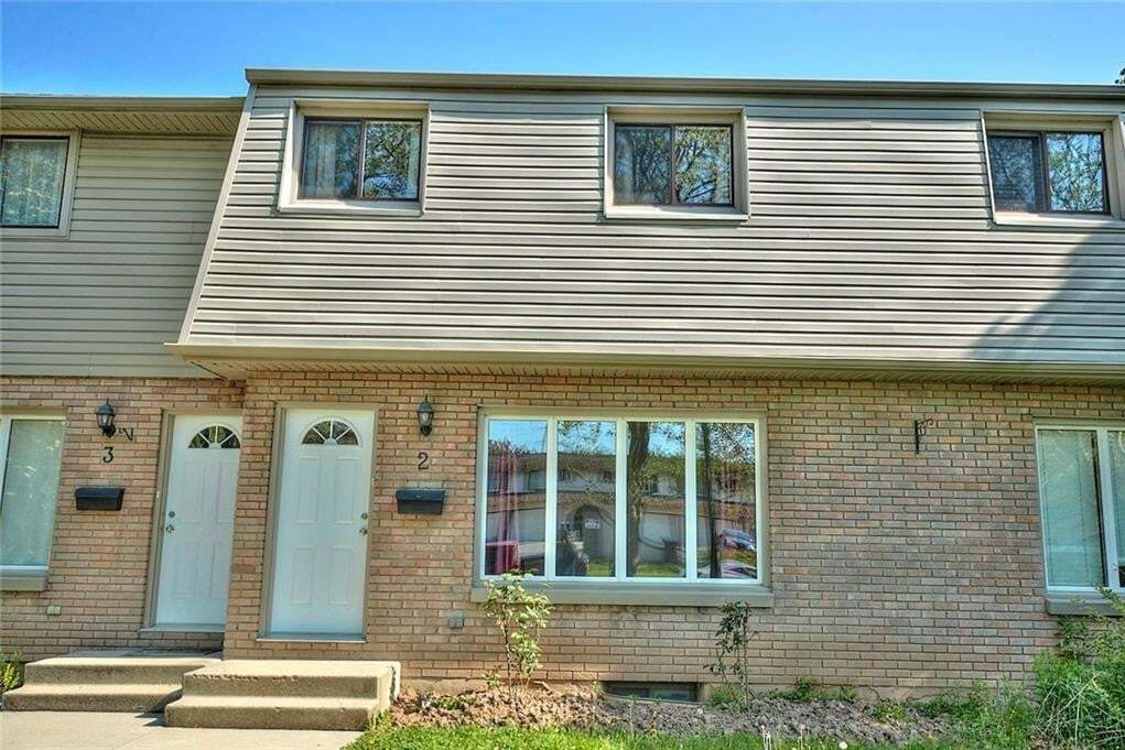 Townhouse for sale at 4215 Meadowvale Dr Niagara Falls Ontario - MLS: 30809060