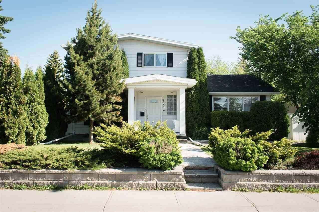 House for sale at 4216 103 Av NW Edmonton Alberta - MLS: E4202371