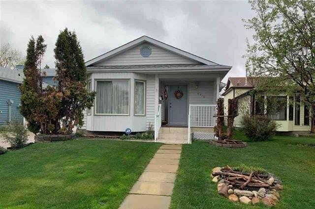 House for sale at 4216 33a Av NW Edmonton Alberta - MLS: E4199080
