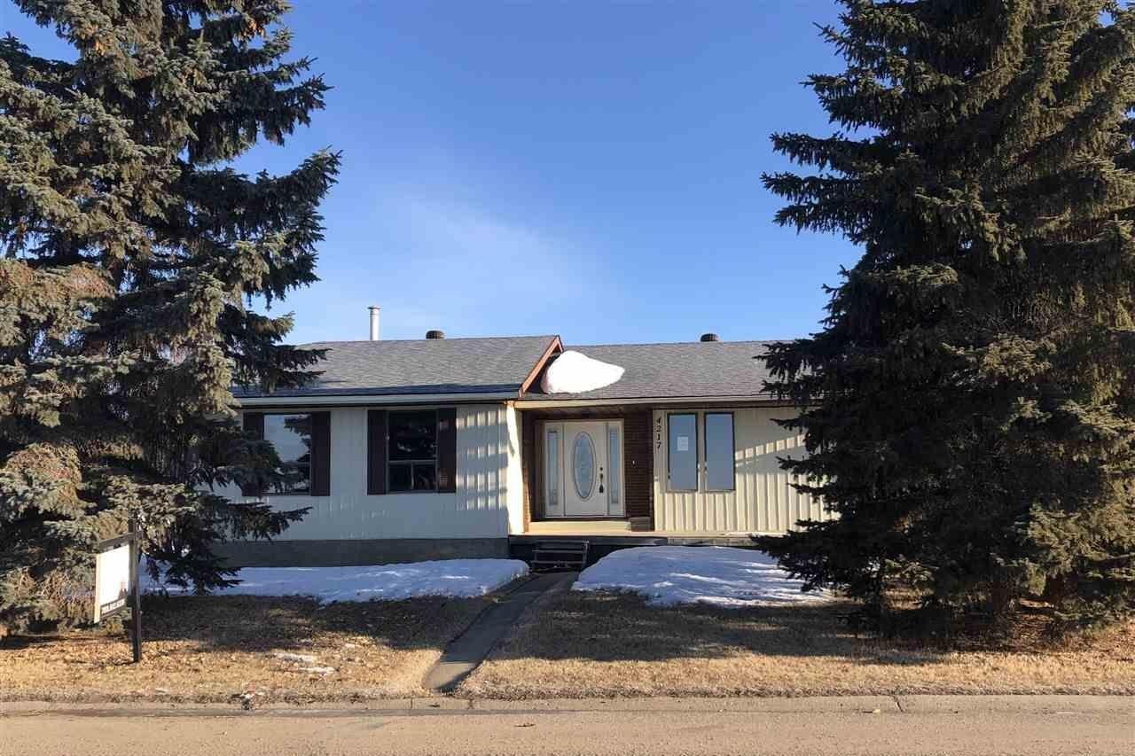 House for sale at 4217 Lakeshore Dr Bonnyville Town Alberta - MLS: E4220671