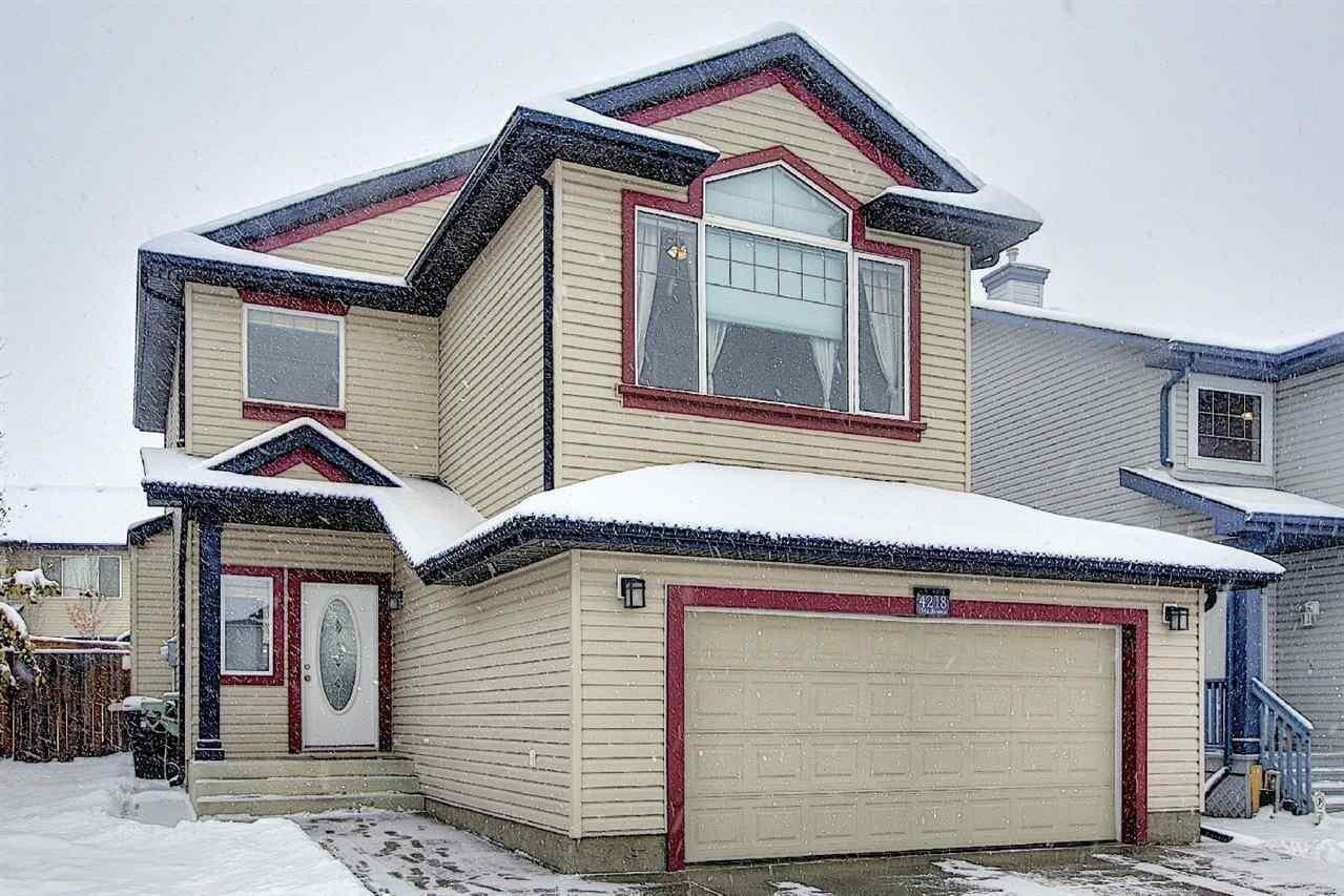 House for sale at 4218 156a Av NW Edmonton Alberta - MLS: E4220833
