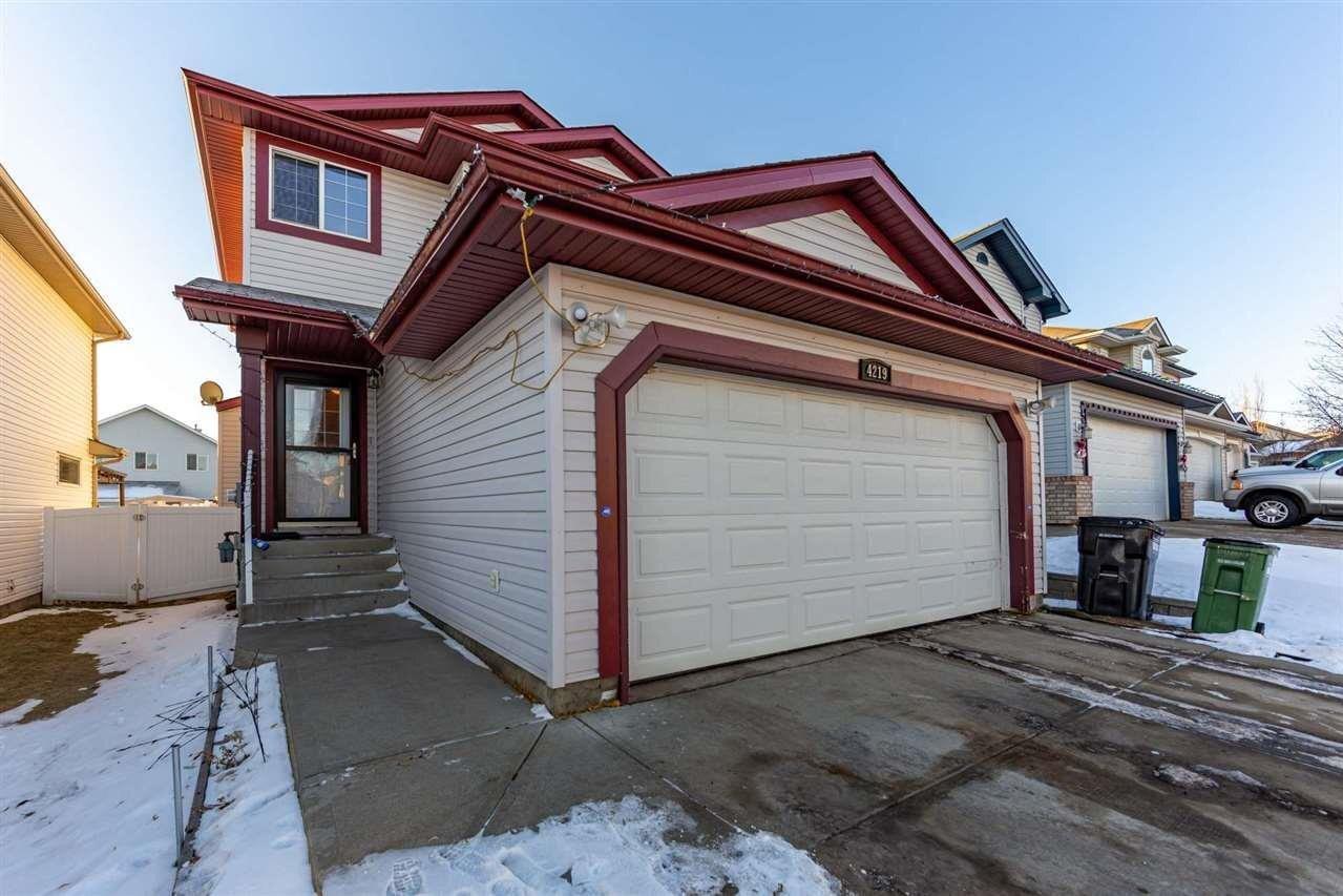 House for sale at 4219 156 Av NW Edmonton Alberta - MLS: E4223682