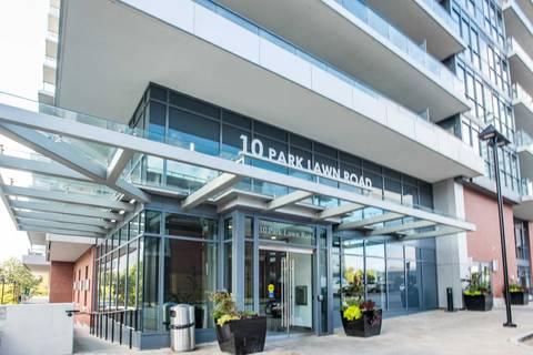 Condo for sale at 10 Park Lawn Rd Unit 422 Toronto Ontario - MLS: W4648991