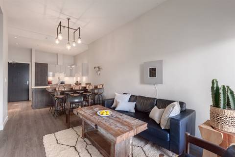Condo for sale at 1588 Hastings St E Unit 422 Vancouver British Columbia - MLS: R2385589