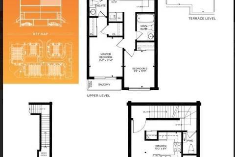 Condo for sale at 1711 Pure Springs Rd Unit 422 Pickering Ontario - MLS: E4650622