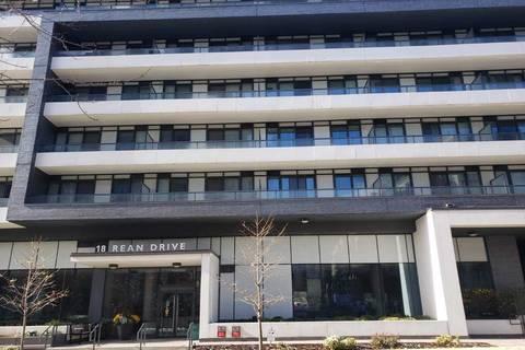 Apartment for rent at 18 Rean Dr Unit 422 Toronto Ontario - MLS: C4628501