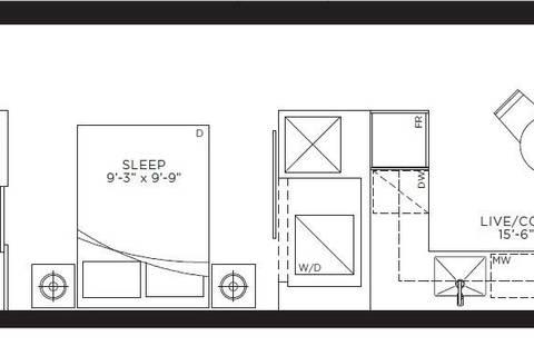 Condo for sale at 377 Madison Ave Unit 422 Toronto Ontario - MLS: C4644612